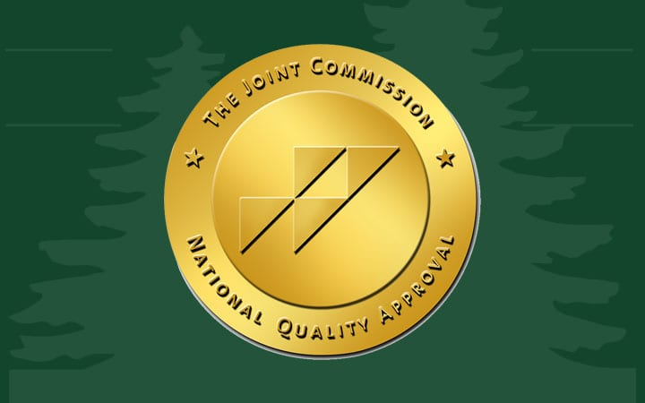 Joint Commission National Quality Approval Seal | BelmontPines.com
